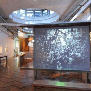 Deux siècles d'histoire de l'immigration au Palais de la Porte Dorée