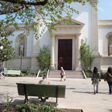 Visite guidée de l'église Notre-Dame à Vincennes