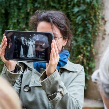 Visite cinéma à Vincennes : Silence on tourne !