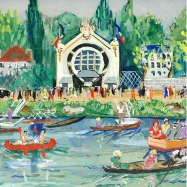 Visite virtuelle du musée de Nogent-sur-Marne