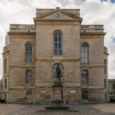 Le système métrique, balade virtuelle autour du Jardin du Luxembourg