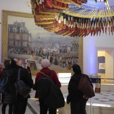 Zoom sur l'exposition  «La Gloire et le Deuil «